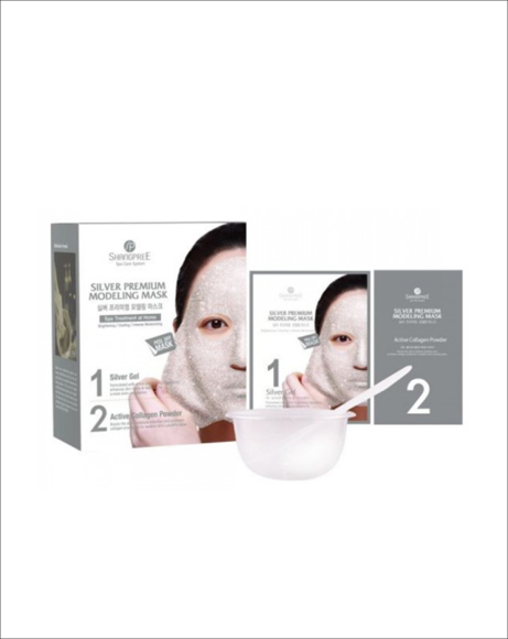 Picture of SILVER PREMIUM MODELING MASK