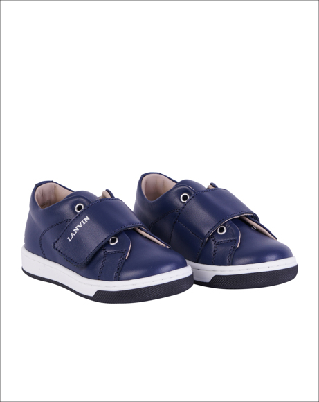 Picture of TOUCH STRAP LOW-TOP SNEAKERS