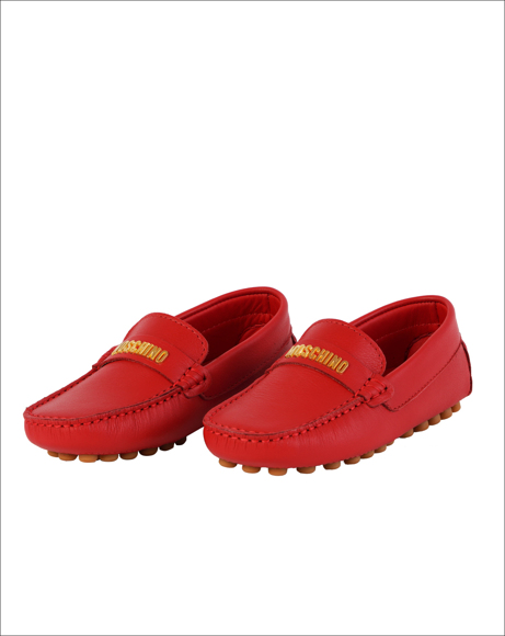 Picture of LOAFERS RED