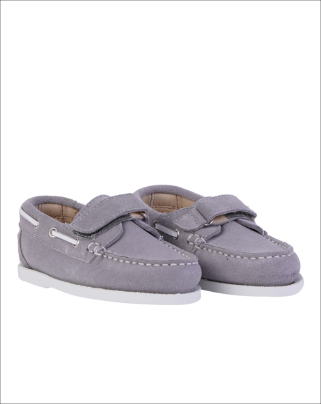 Picture of GREY  LOAFERS