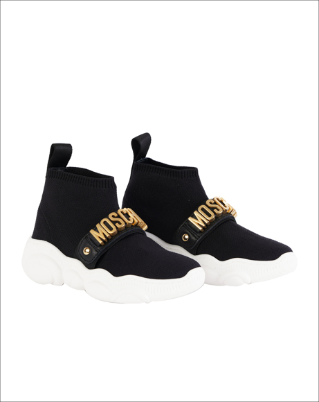 Picture of SHOES KIDS MOSCHINO TEEN