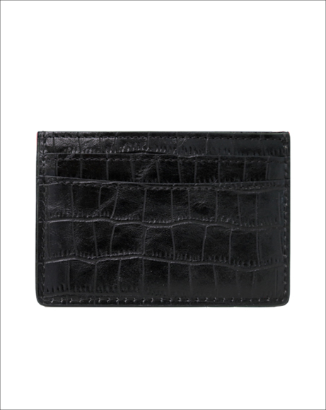 Picture of BLACK CROC CLASSIC CARD HOLDER