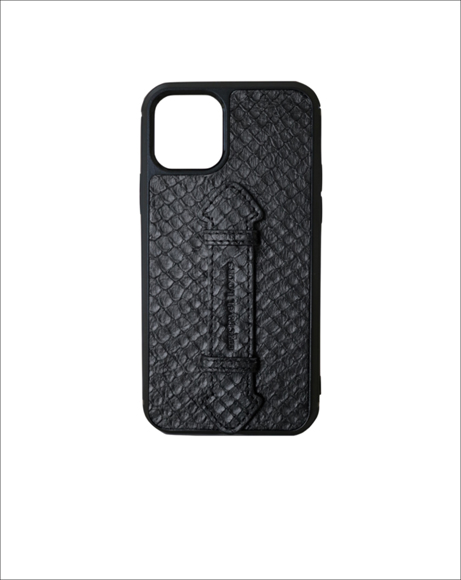 Picture of BLACK SNAKE IPHONE 11 STRAP CASE