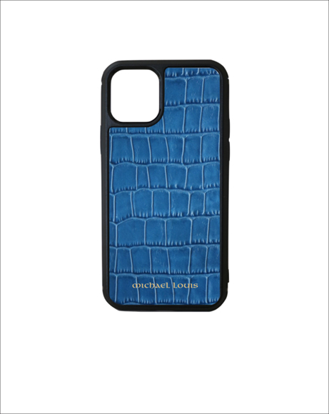 Picture of BLUE CROC IPHONE 11 PRO CASE