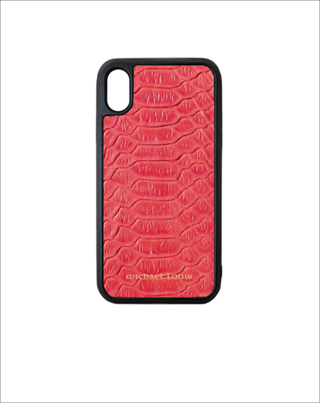 Picture of RED PYTHON IPHONE X/XS CASE