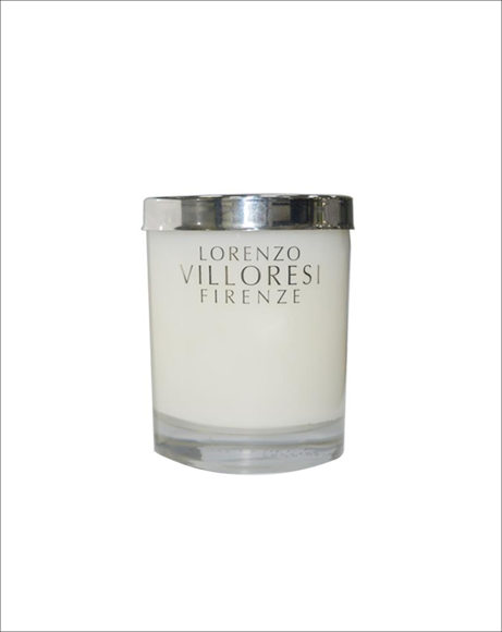 Picture of TEINT DE NEIGE SCENTED CANDLE IN GLASS