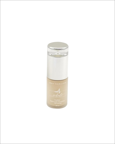 Picture of PROFILTER FOUNDATION 102 NUDE BEIGE