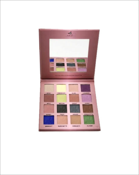 Picture of SPICED D ORIENT EYE SHADOW PALETTE 2N