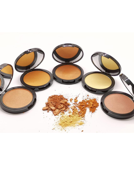 Picture of TROPICAL HIGHLIGHER BRONZER FILE 1006