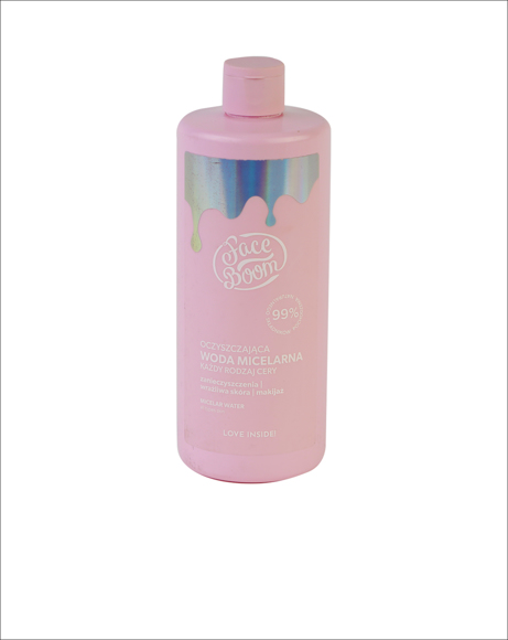 Picture of FACE BOOM MICELLAR WATER 500ML