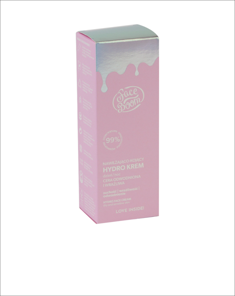 Picture of MOISTURIZING & SOOTHING HYDRO FACE CREAM