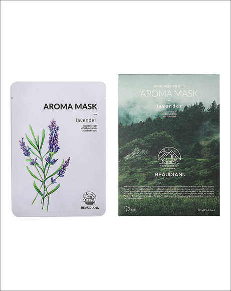 Picture of BEAUDIANI AROMA MASK LAVENDER 25G
