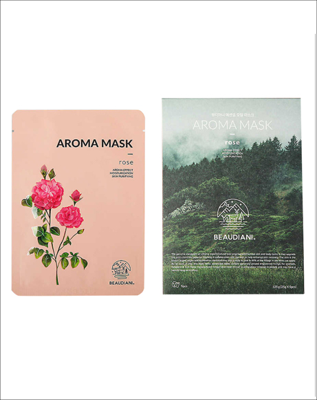 Picture of AROMA MASK ROSE 25G