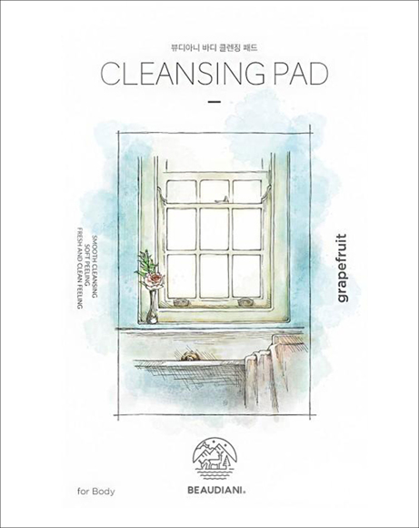 Picture of BODY CLEANSING PAD 30ML