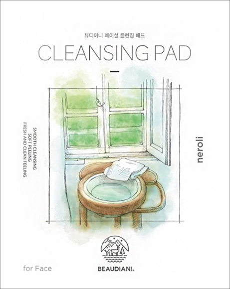 Picture of FACIAL CLEANSING PAD 20ML