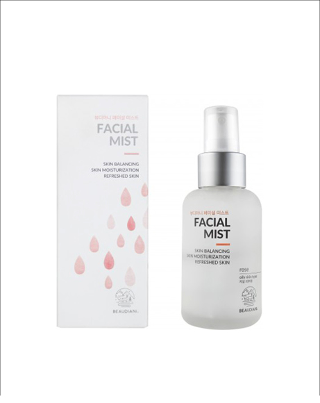 Picture of FACIAL MIST DAMASK ROSE 95ML
