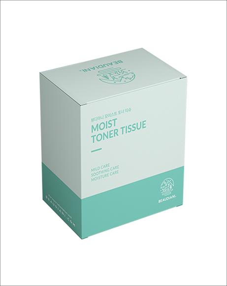 Picture of MOIST TONER TISSUE 5ML