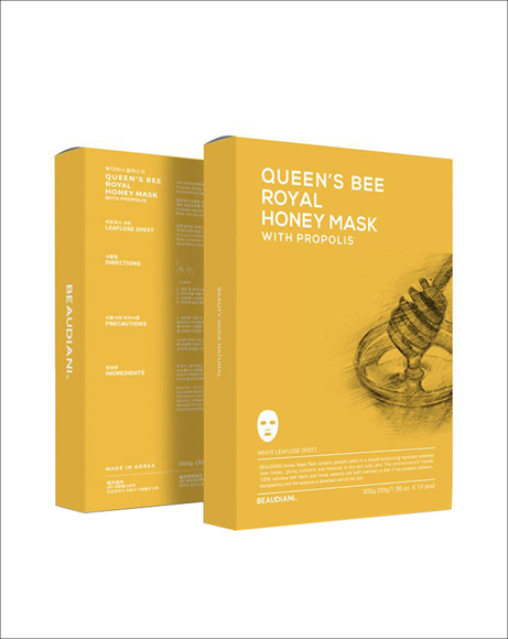 Picture of QUEEN'S BEE ROYAL HONEY MASK 30ML