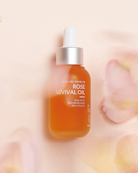 Picture of ROSE REVIVAL OIL 30ML