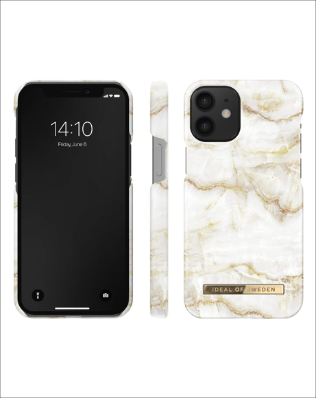 Picture of GOLDEN PEARL MARBLE iPHONE 12 MINI CASE