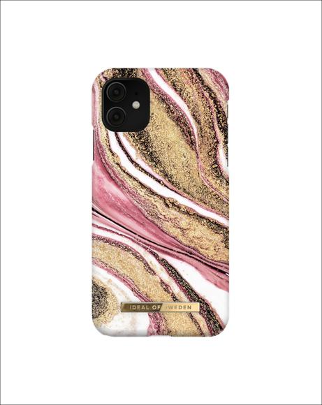 Picture of COSMIC PINK SWIRL iPHONE 12 MINI CASE