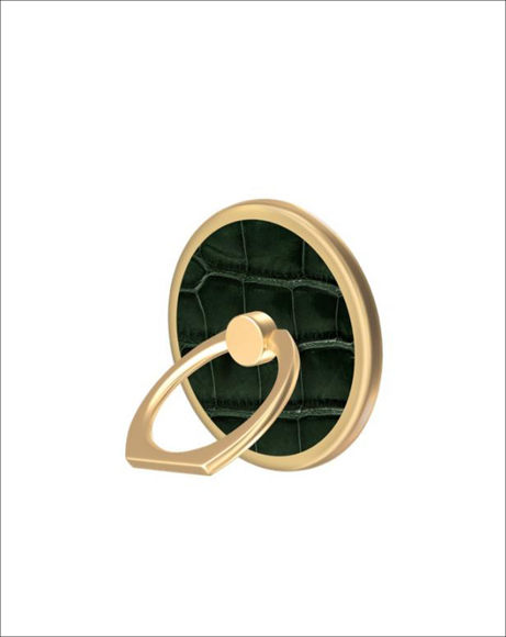 Picture of EVERGREEN CROCO RING MOUNT
