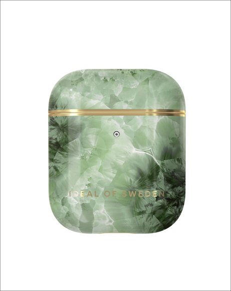 Picture of AIRPODS CASE - CRYSTAL GREEN SKY