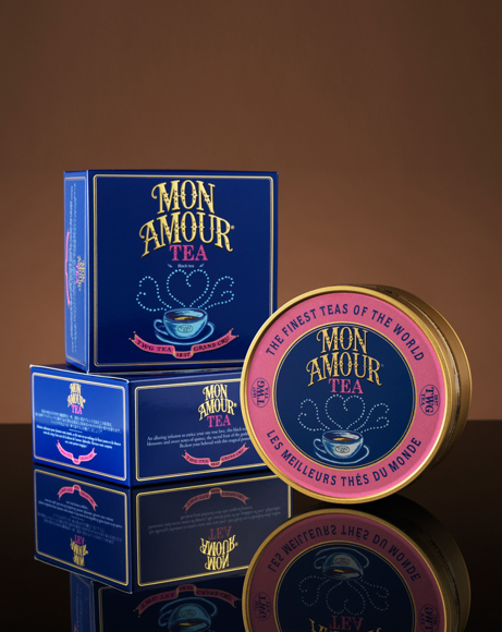 Picture of MON AMOUR TEA 100G