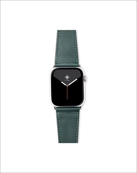 Picture of JADE GREEN APPLE WATCH STRAP - 40MM