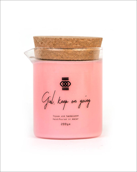 Picture of GIRL POWER -  CANDLE
