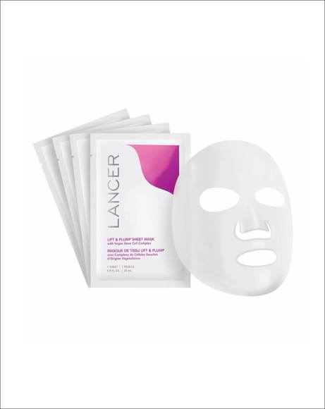 Picture of LIFT AND PLUMP SHEET MASK SET