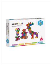 Picture of MAGNETIC BLOCKS TOY 62 PCS SET