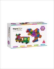Picture of MAGNETIC BLOCKS TOY 129 PCS