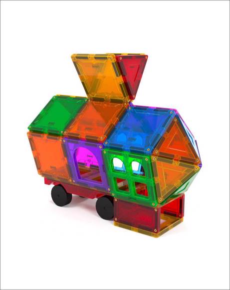 Picture of MAGNETIC BLOCKS TOY 183 PCS