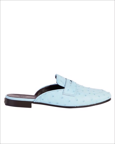 Picture of LIGHT BLUE MULE