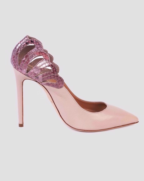 Picture of PINK COURT PUMPS