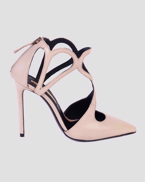 Picture of HIGH HEEL PUMP PALE PINK
