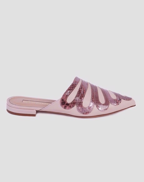 Picture of BALLET FLATS ROSE GOLD