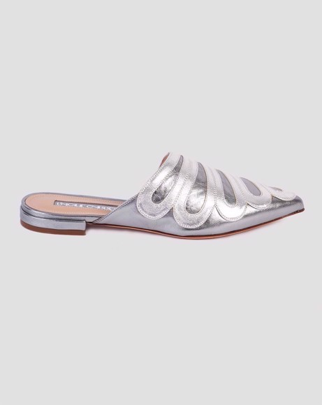Picture of BALLET FLATS SILVER