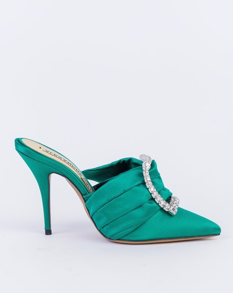 Picture of LOLA MULES IN EMERALD