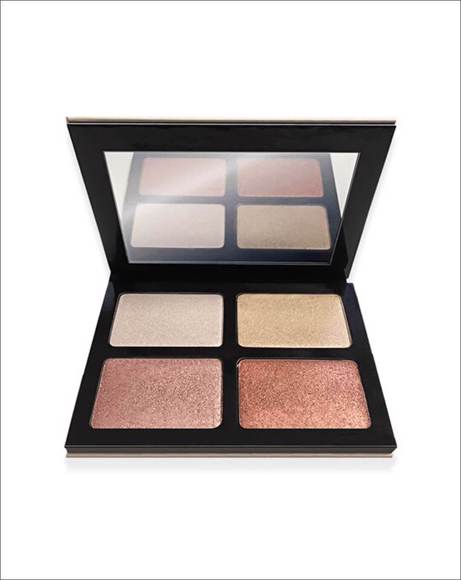Picture of GLOW ON THE GO HIGHLIGHTER PALETTE 80G