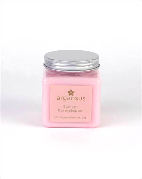 Picture of ROSE PETAL BODY BATH 300G