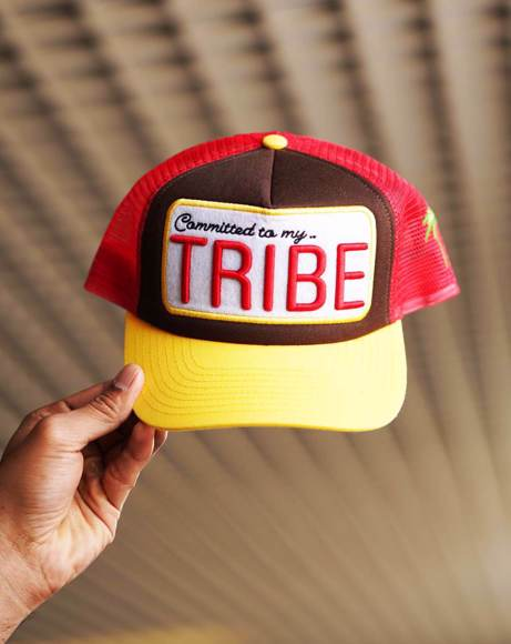 Picture of RED / YELLOW CAP