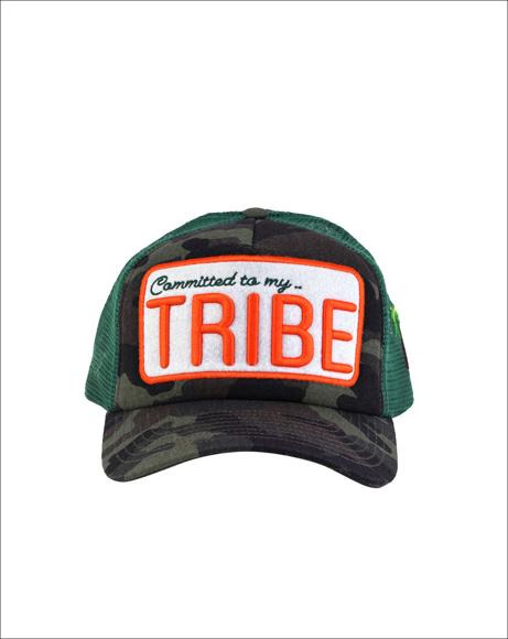 Picture of ORANGE / GREEN CAP