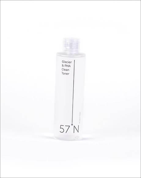 Picture of 57'N – GLACIER & PHA CLEAN TONER 200ML