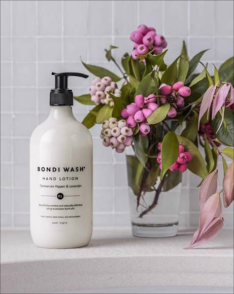 Picture of TASMANIAN PEPPER & LAVENDER - HAND LOTION 500ML