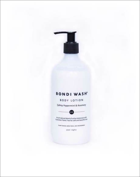 Picture of SYDNEY PEPPERMINT & ROSEMARY - BODY LOTION 250ML