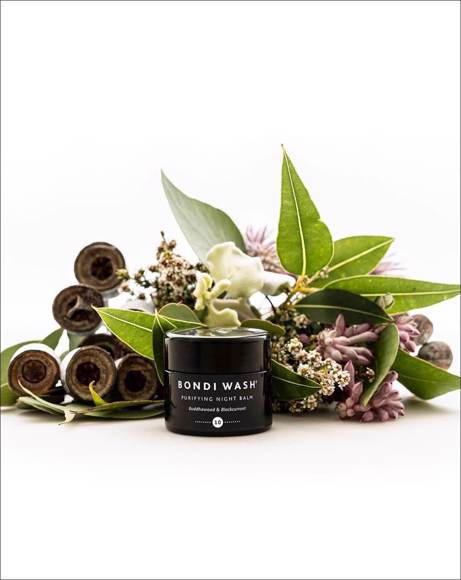 Picture of BUDDHAWOOD & BLACKCURRANT PURIFYING NIGHT BALM 30ML