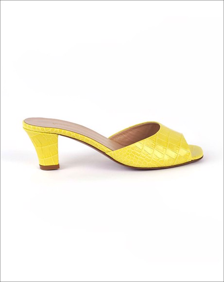 Picture of YELLOW MULES