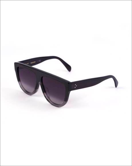 Picture of MATTE OVERSIZED-FRAME SUNGLASSES